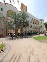 Middlesex University, Dubai Campus.