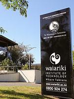 Toi Ohomoi(Waiariki Bay of Plenty Polytechnic)