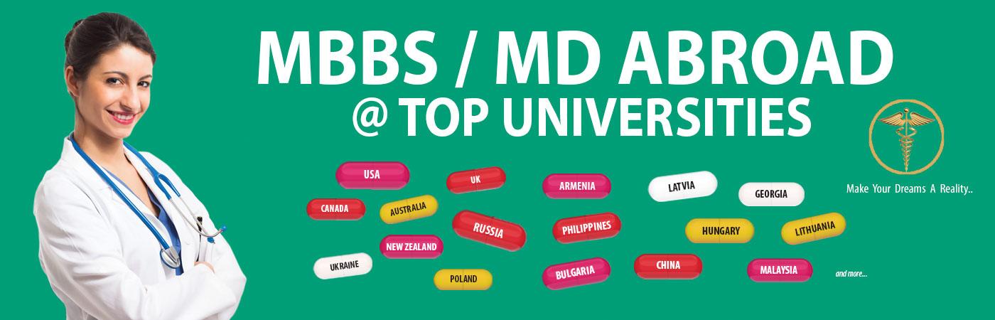 Medicine Study in abroad