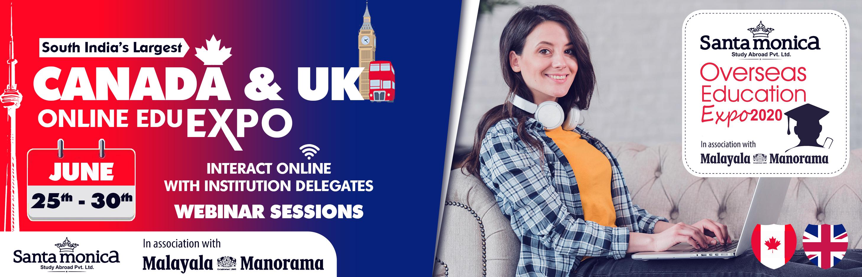 Canada UK Online Expo