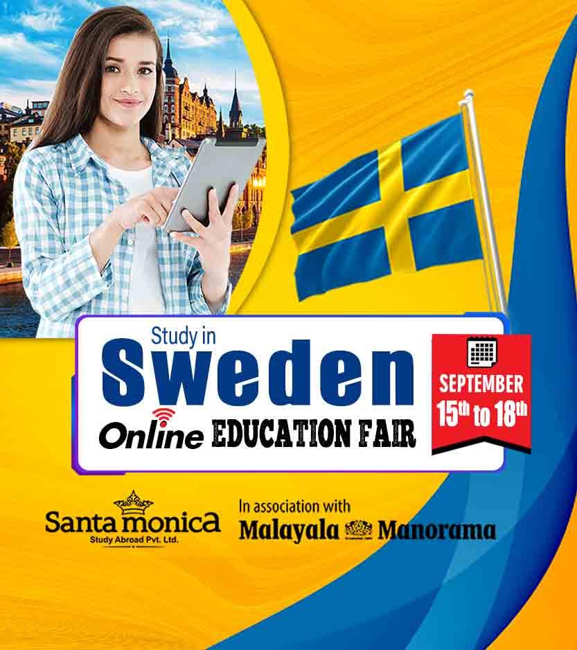 Sweden Education Fair