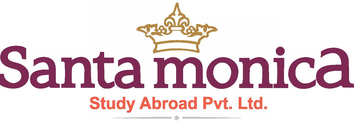 Santamonica Study Abroad Pvt Ltd - Logo