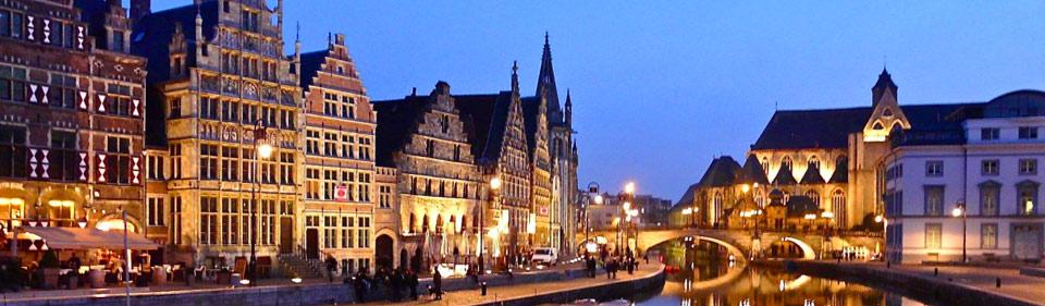 Study in Belgium